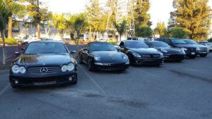 Audi BMW Mercedes Benz Mini Cooper Porsche