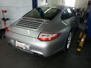 San jose porsche repair and service for Mercedes benz repair san jose