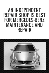 An independent repair shop is best for mercedes benz for Mercedes benz service promotional code